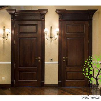 деревянные двери Калининград